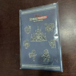 Hyrule Warriors - Legend of Zelda Notebook - Rare